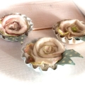 ROSE brooches as an order...!