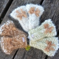 ELIN the totally soft and rich baby-alpaca arm warmers!